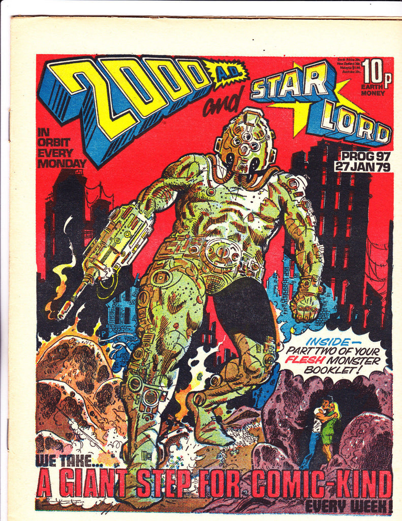 2000 A.D. & Star Lord No.97 : 1979 : :