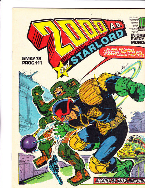 2000 A.D. & Star Lord No.111 : 1979 : :