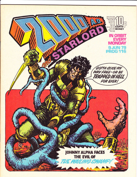 2000 A.D. & Star Lord No.116 : 1979 : :