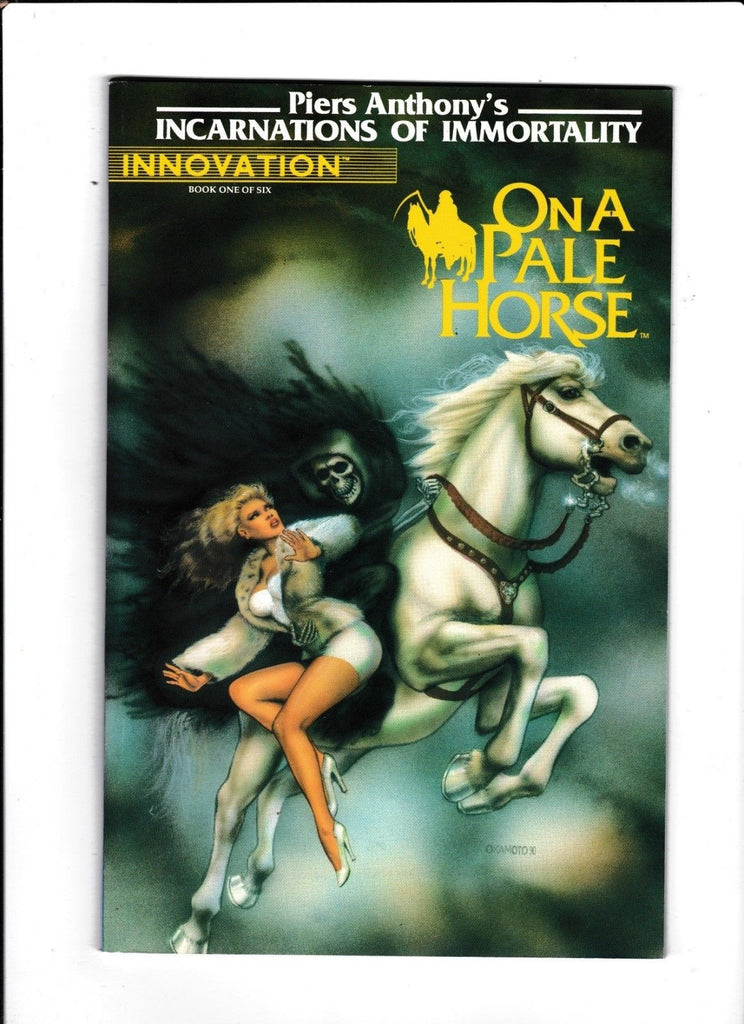 On A Pale Horse No.1-5(Missing Last Issue) : 1991 : : 6 Issue Mini-Series :
