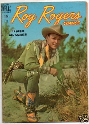 ROY ROGERS :: 28 :: GREAT COWBOY PHOTO COVER