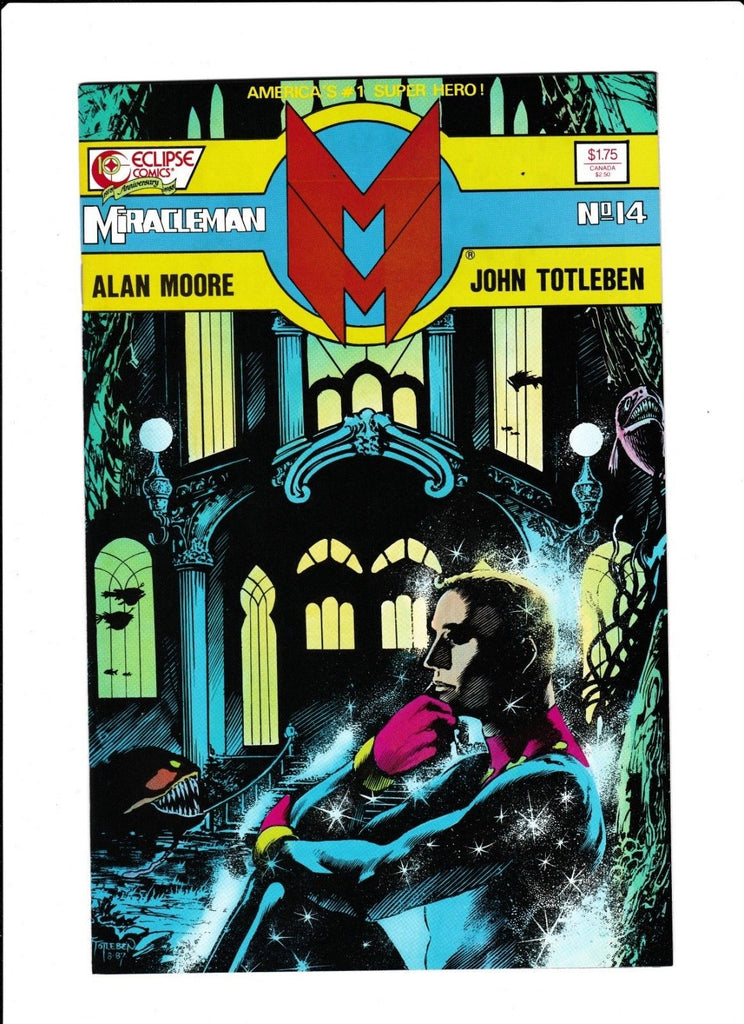 Miracleman No.14 : 1988 : : Chapter Four