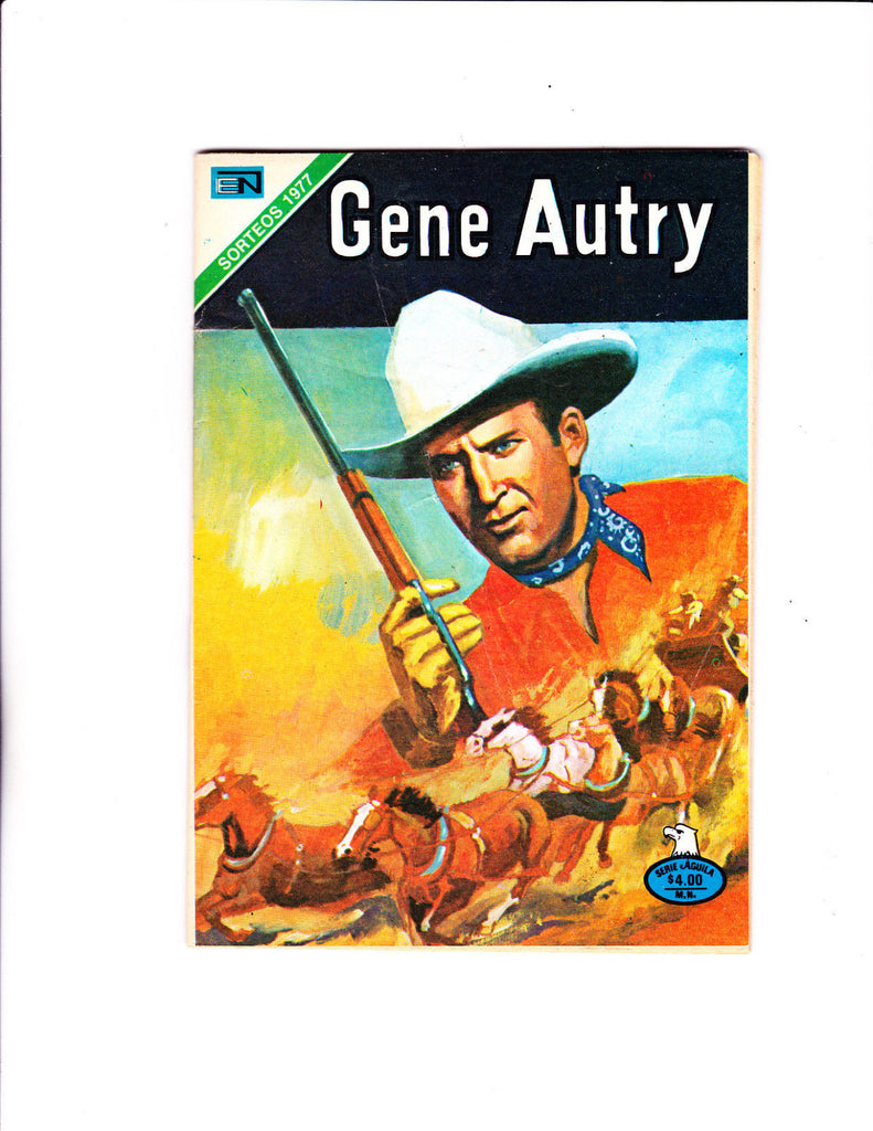 Gene Autry No.2-380 : 1978 : : Mexican Copy :