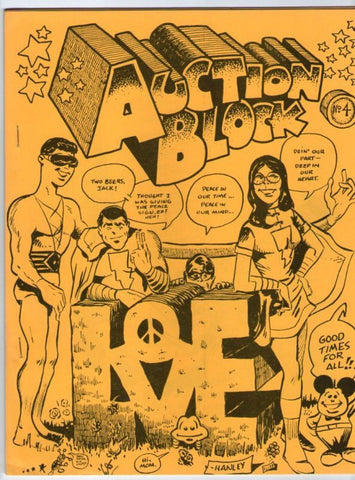 AUCTION BLOCK 4 1971 ARTICLE & STUFF FOR SALE
