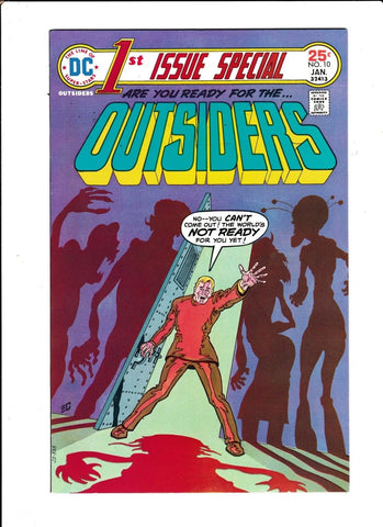 1st Issue Special No.10 : 1976 : : Outsiders :