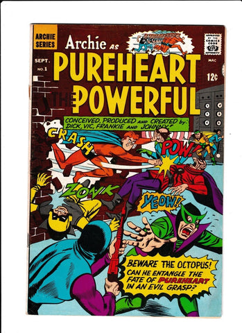 Archie As Pureheart The Powerful No.1 : 1966 : :