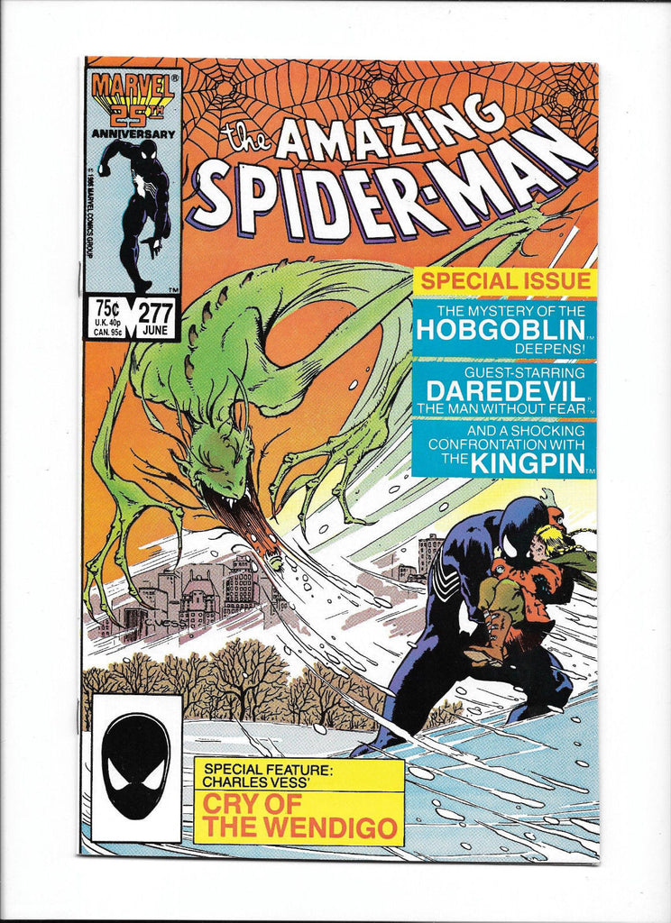 AMAZING SPIDER-MAN #277  [1986 FN-VF]  SPECIAL ISSUE!