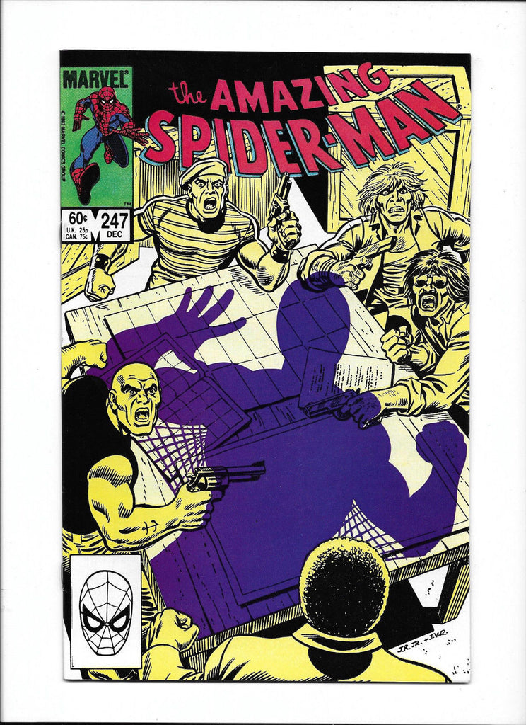 AMAZING SPIDER-MAN #247  [1983 NM-]