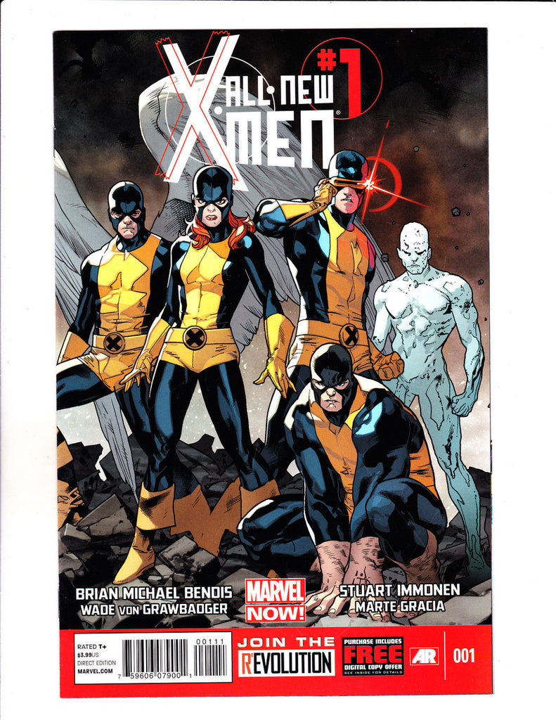 All New X-Men No 1-33 Set 2013-14 Set - Great X-Men Set!