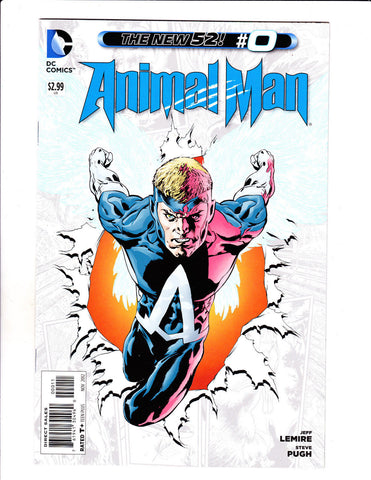 Animal Man No 0-29 & Annual 1&2 Set 2010-14 Great 32 Book New 52 Set !