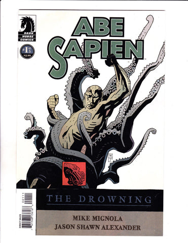 Abe Sapien: The Drowning No 1-5 (Set)-2008