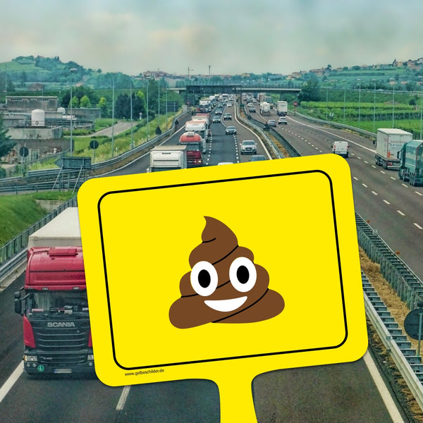 Poo Smiley