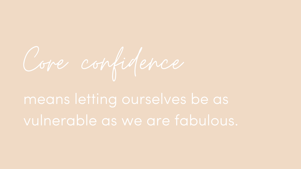 Let's Talk About Confidence