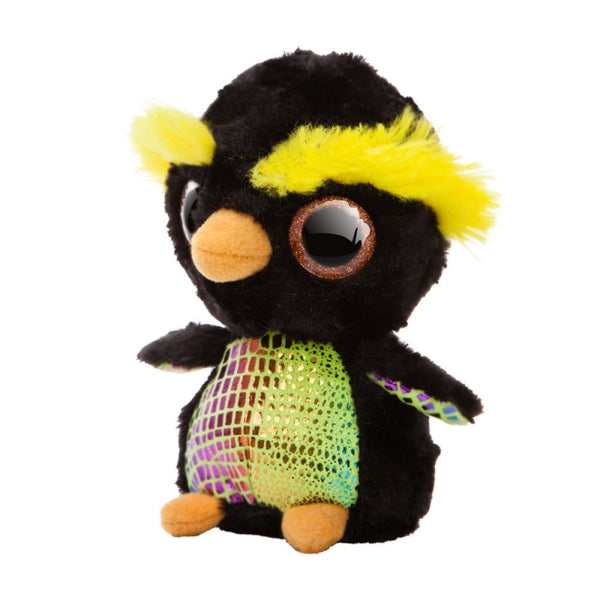 Macaronee 8in (20cm) Macaroni Penguin Soft Toy by Aurora