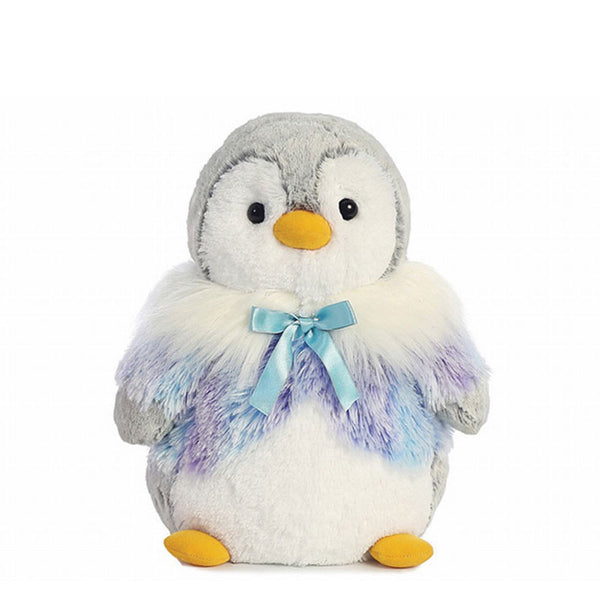 Pom Pom Penguin Purple Panache 11.5