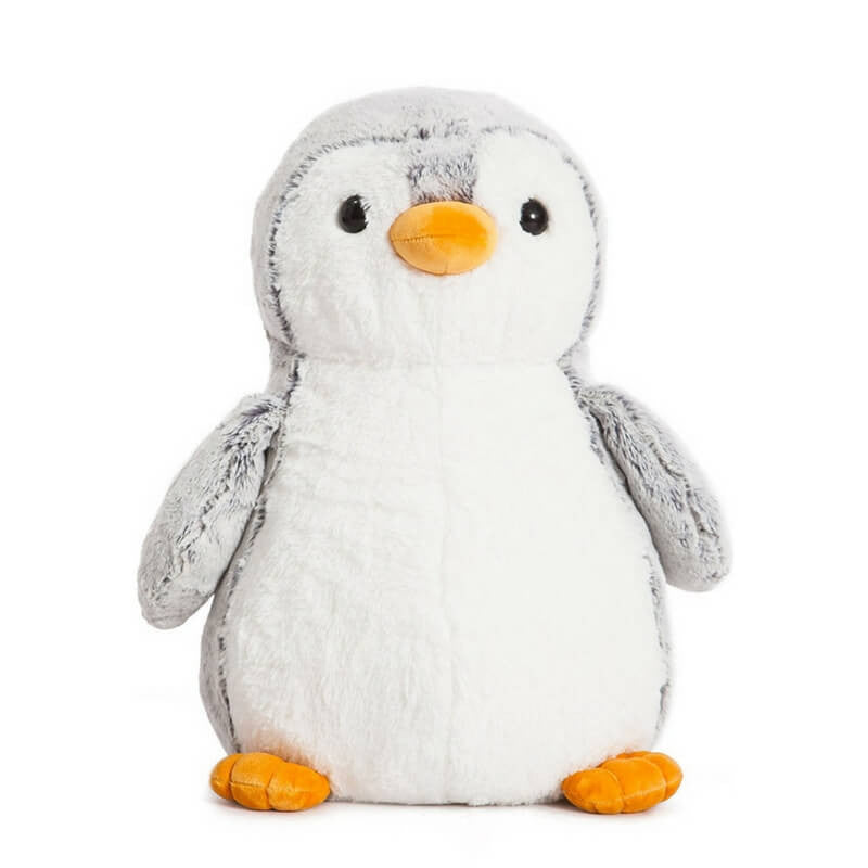 With Toys Penguin Tots : Pom penguin quot cm large soft toy by