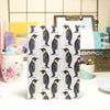 Penguin Party A5 Plain Notebook by Martha & Hepsie
