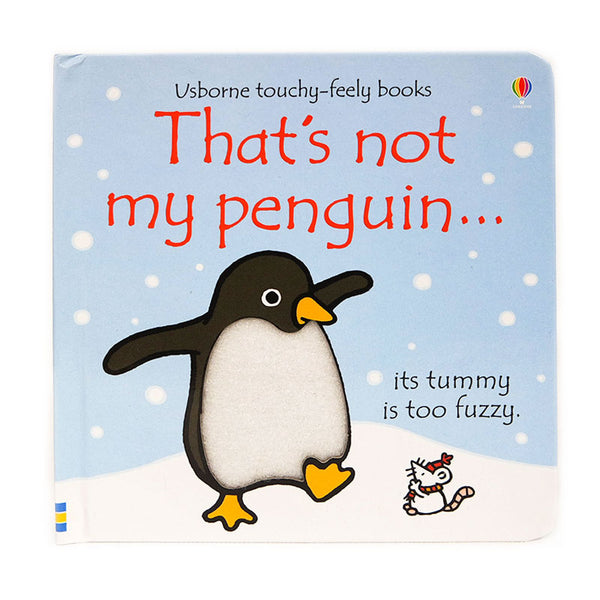 That S Not My Penguin Usborne Touchy Feely Baby Book By