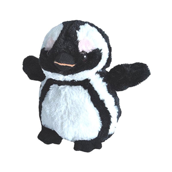 "Hug'ems Mini 7"" (18cm) Black Footed Penguin Soft Toy by Wild Republic"