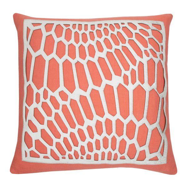 Emerson Pillow - Coral