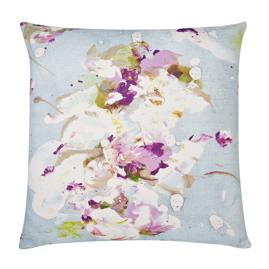 Lilac Love Outdoor Pillow