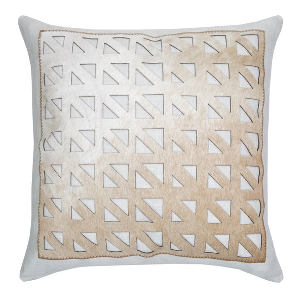 Mason Pillow - Ice