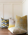 Jenkins Pillow - Yellow