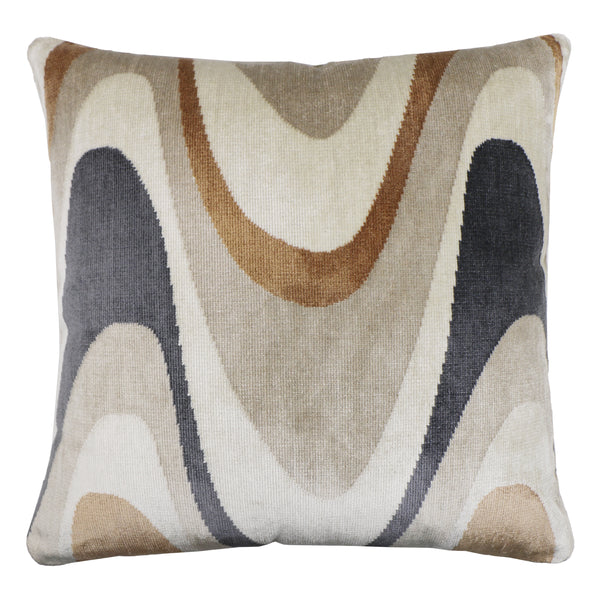 Harlow Pillow - Umber