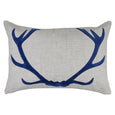 Vixen Pillow - Dark Blue