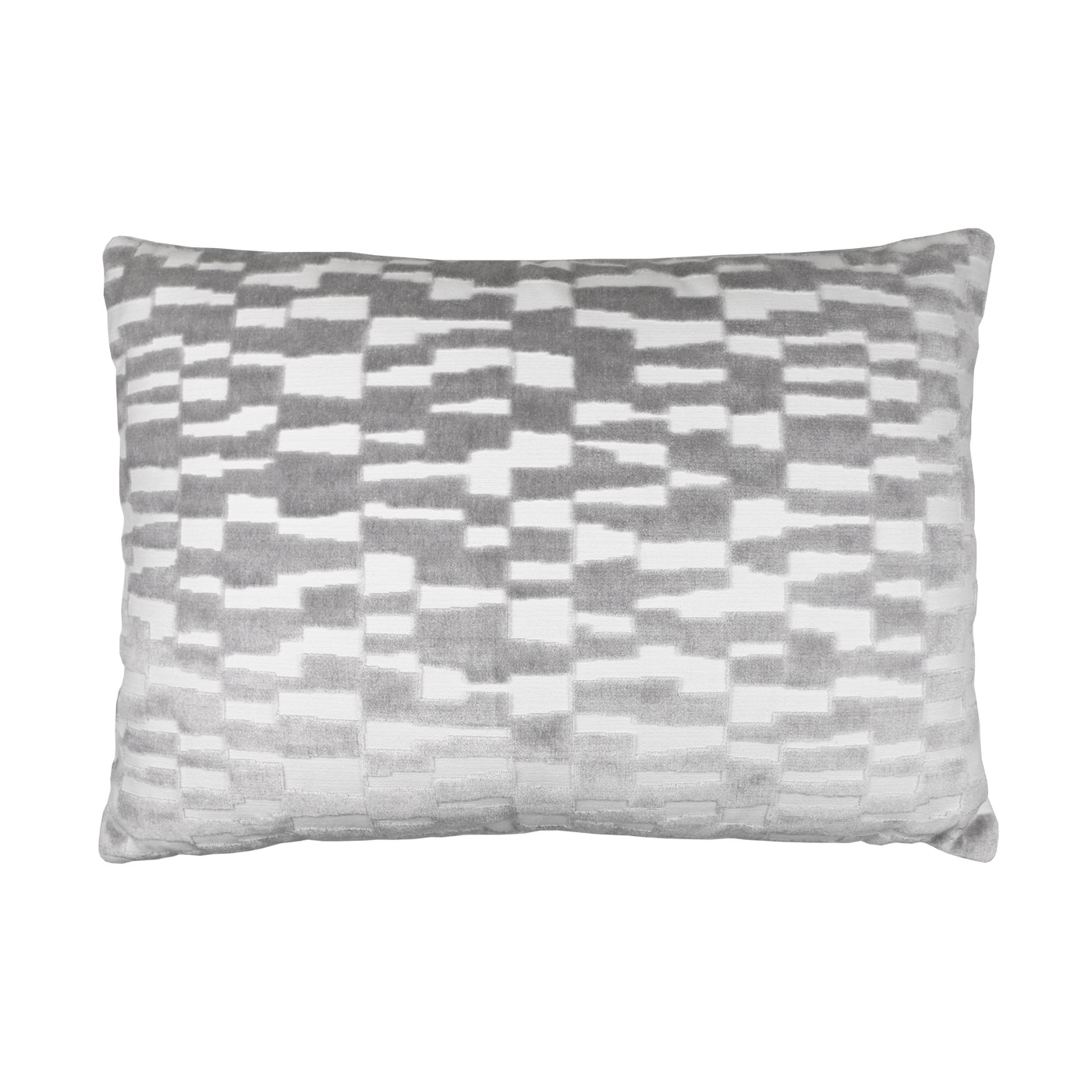 Tanner Pillow - Silver