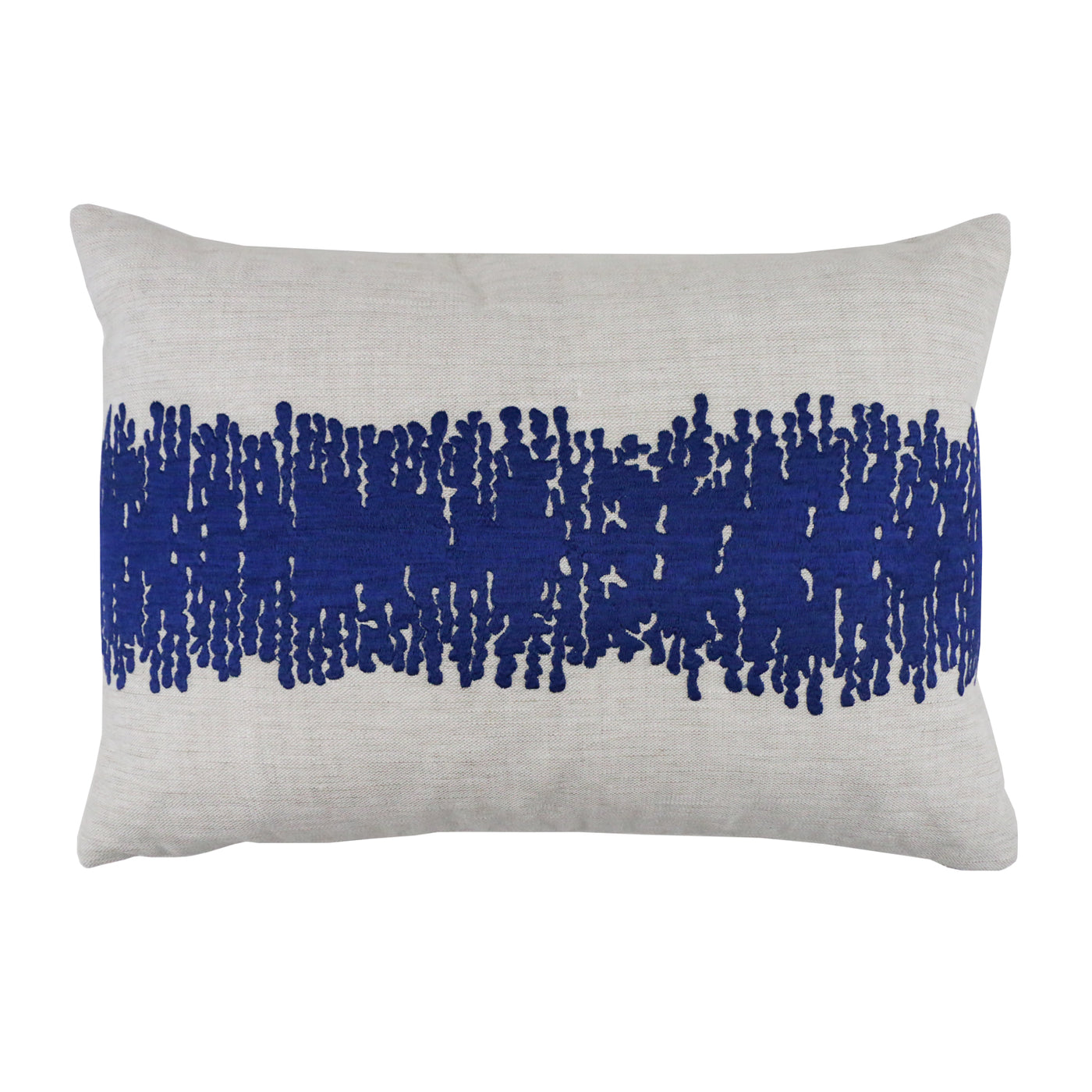 Laney Pillow - Dark Blue