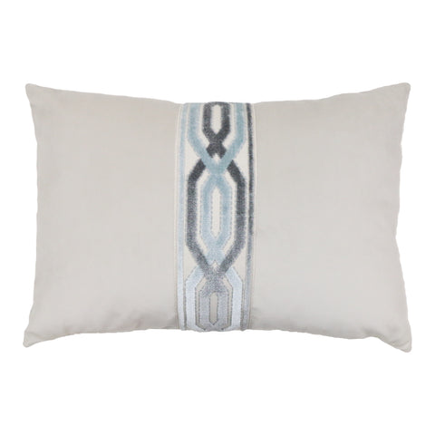 Addison Pillow - Oyster PT-106
