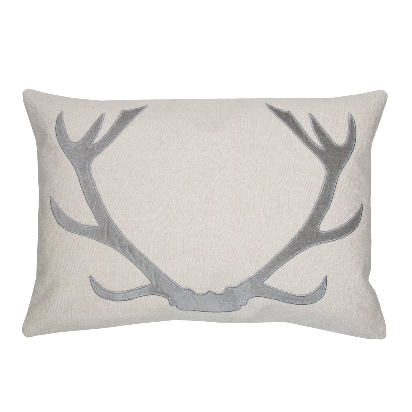 Vixen Pillow - Gray