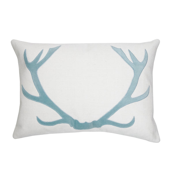 Vixen Pillow - Aqua