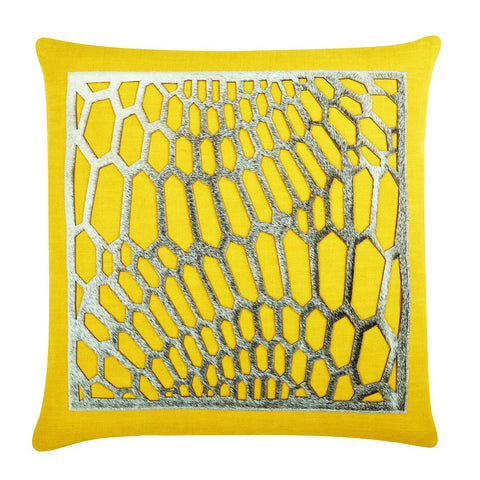 Emerson Pillow - Yellow