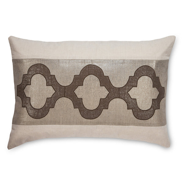 CeeCee Pillow - Fudge