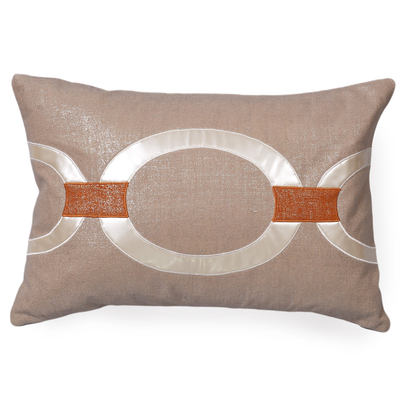 Hunter Pillow - Flax