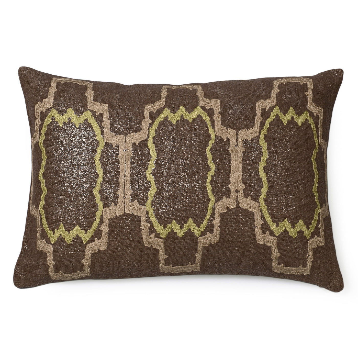 Lilly Pillow - Fudge