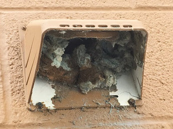 CLEANING YOUR DRYER VENT IS IMPORTANT