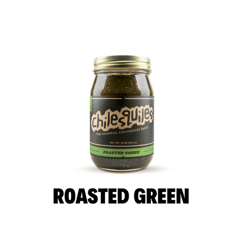 ROASTED GREEN 16 oz