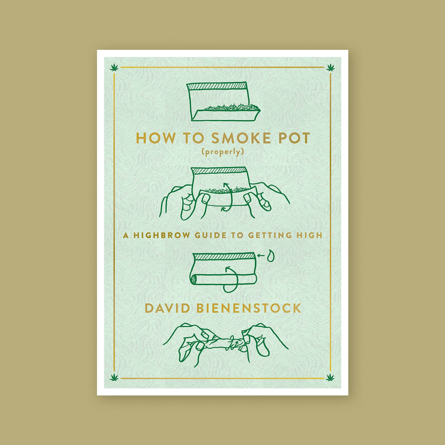 How to smoke pot