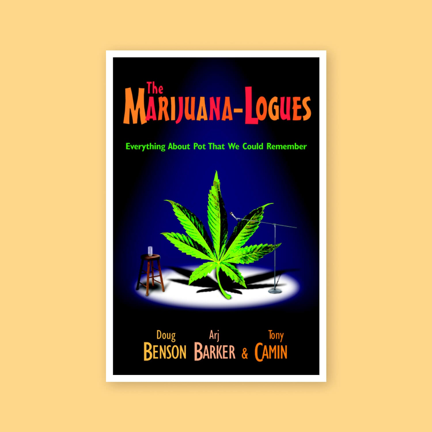 Marijuana Logues