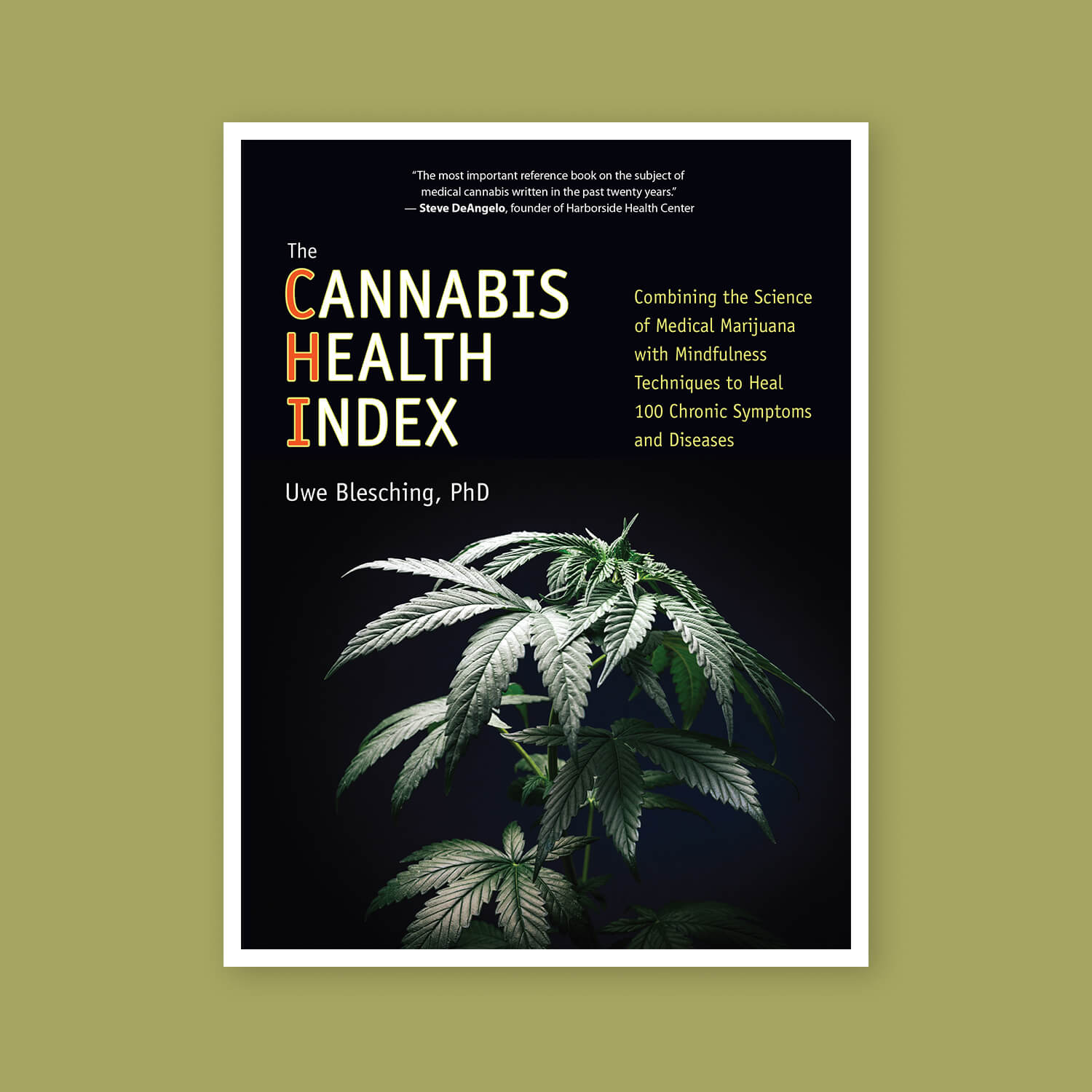 Cannabis Health Index - Goldleaf Bookshelf