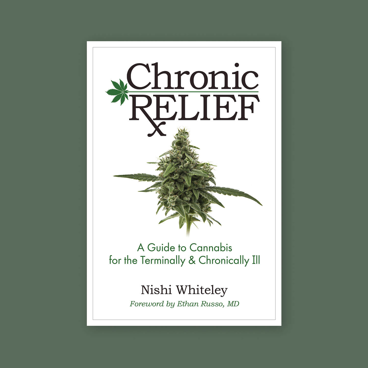 Chronic Relief - Goldleaf Bookshelf