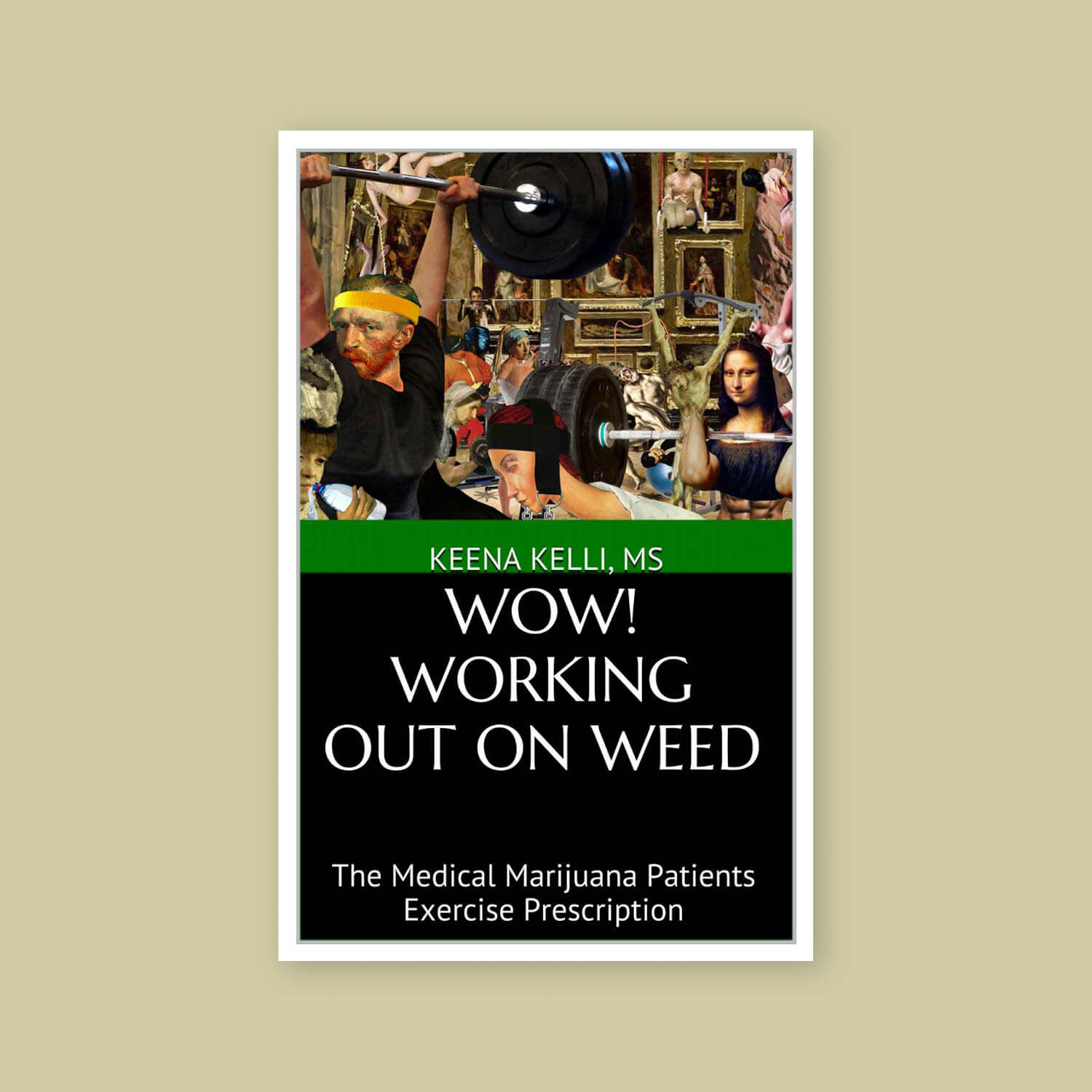 Wow! Working out on weed | Goldleaf