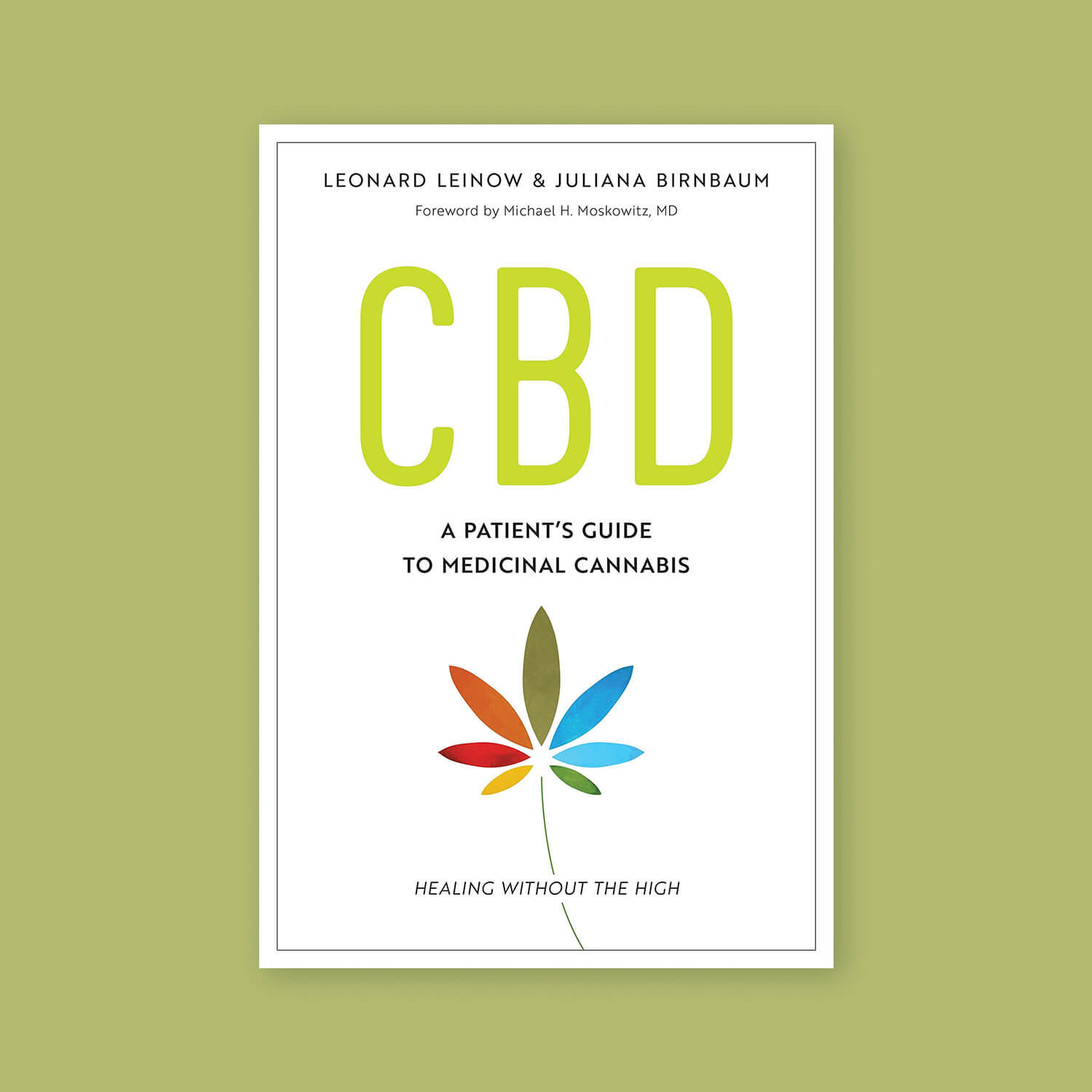 CBD - Goldleaf Bookshelf
