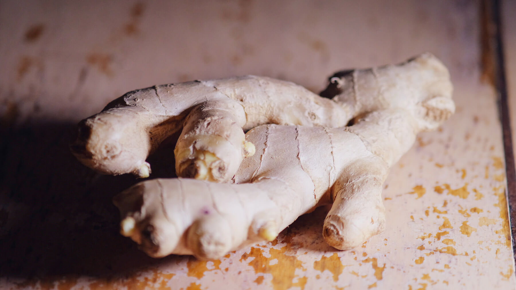 Ginger for Pain Relief - Goldleaf