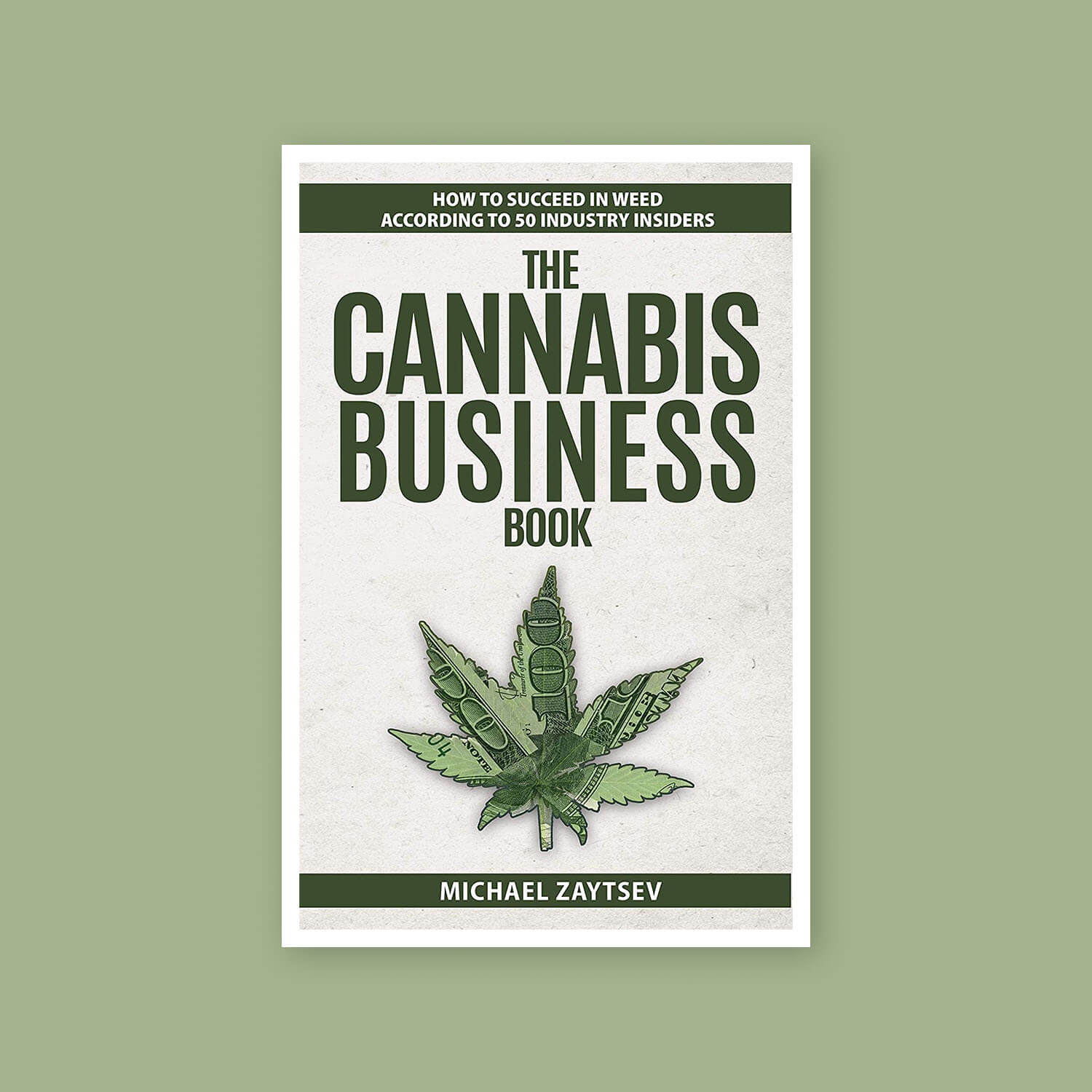 Cannabis Business Book