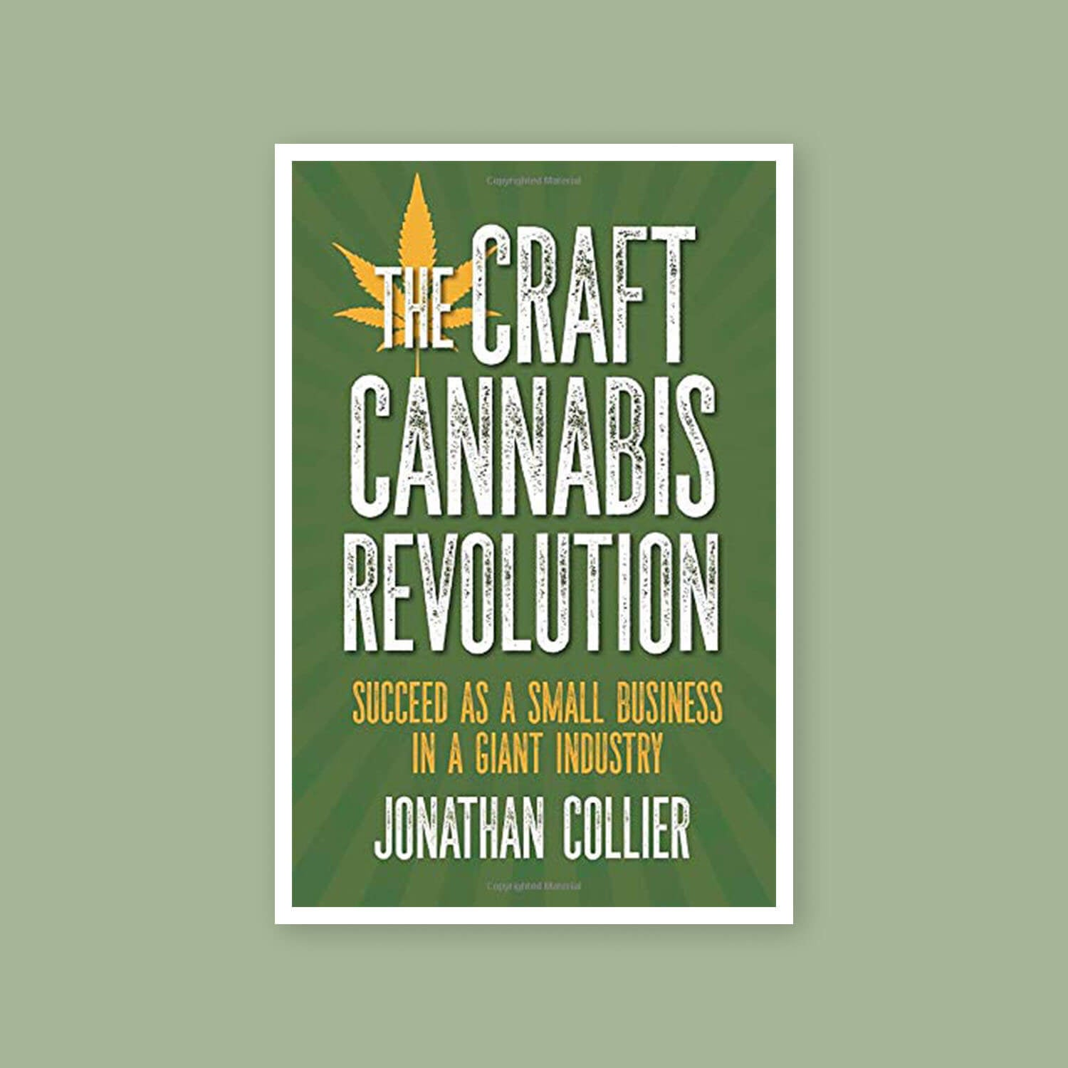 Craft Cannabis Revolution