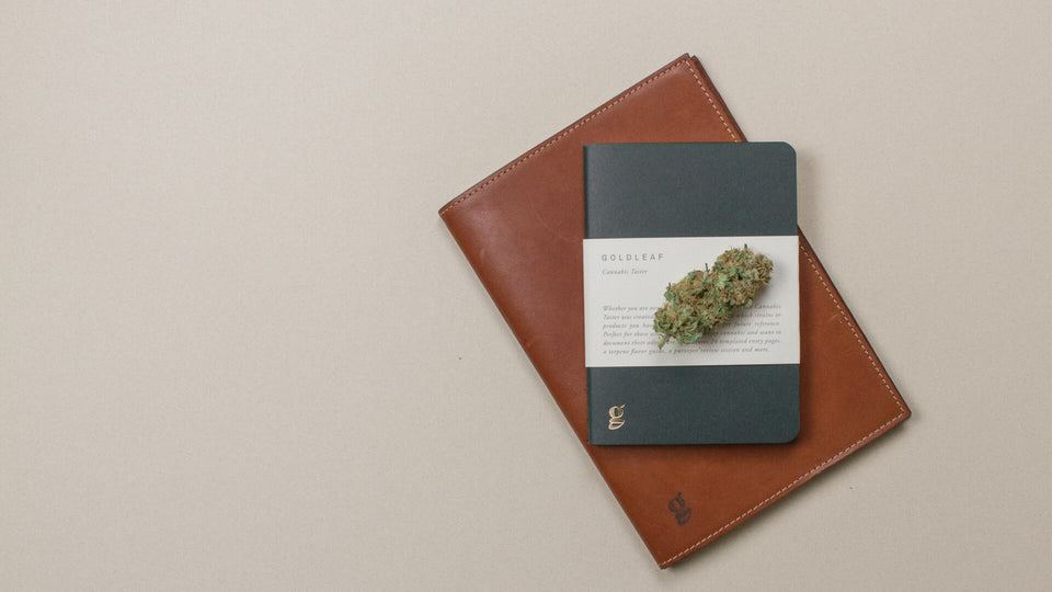 Goldleaf | Journals, Posters & Supplies for the Cannabis